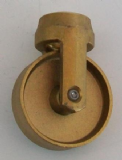 Drain and Gully Rod Solid Brass Clearing Wheel - 65000240
